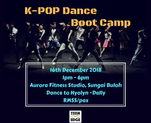 K-POP Dance Boot Camp
